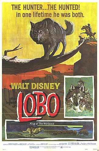 Legend of Lobo Poster: Wolves In Movies and TV