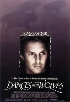 Dances with wolves: Wolves in movies and tv