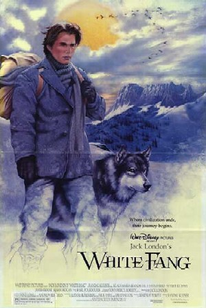 White Fang: Wolves in movies and tv