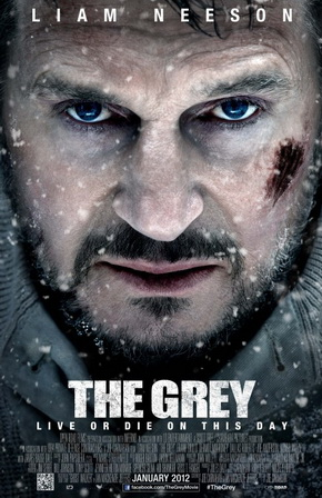 The Grey. Wolves in movies and tv