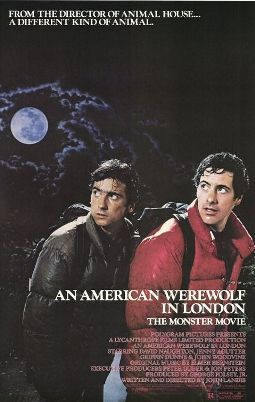 An American Werewolf In London: Wolves in movies and tv