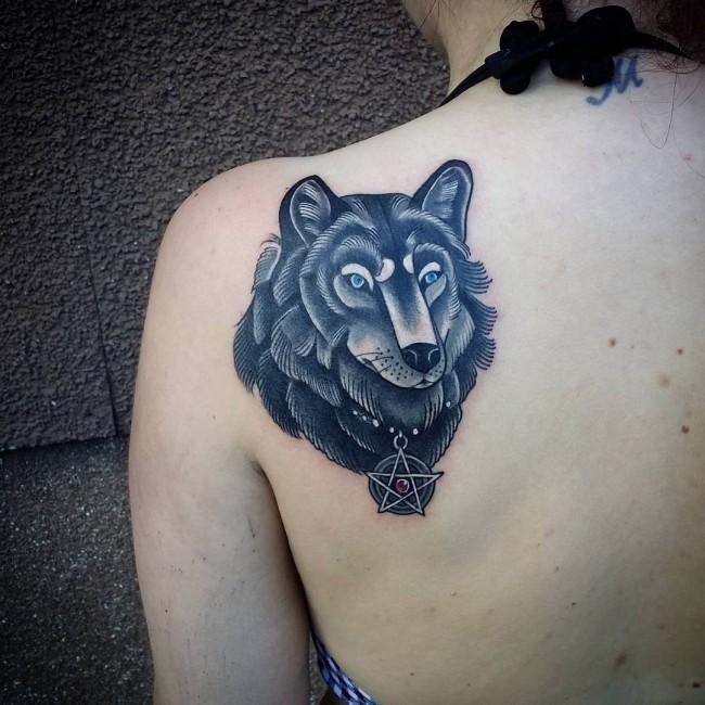 101 meaningful wolf tattoo designs tattooeasilycom