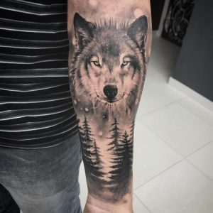 25 Of The Best Wolf Tattoos You Have Got To See